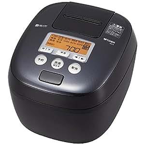 タイガー 圧力IH炊飯ジャー(1升炊き) ブラックTIGER 炊きたて JPC-B181-K