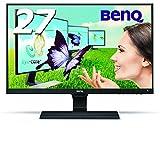 BenQ モニター ディスプレイ EW2775ZH 27インチ/フルHD/ウルトラスリムベゼル/HDMI,VGA端子/ブライトネスインテリジェンス