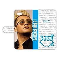 iPhone6/6s 手帳型ケース 【ELLY】 011