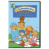 Berenstain Bears: Adventures in Bear Country DVD【DVD】 [並行輸入品]