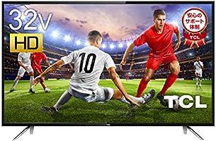TCL 32V型 ハイビジョン 液晶 テレビ 外付けHDD対応/裏番組録画対応/HDMI4端子対応32D2900