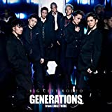 太陽も月も (English Version)♪GENERATIONS from EXILE TRIBEのCDジャケット