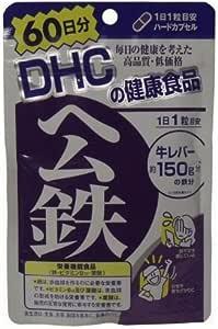 DHC 60日分ヘム鉄