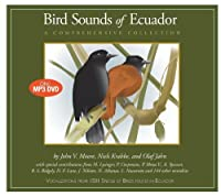 Bird Sounds of Ecuador by John V. Moore