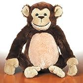 Webkinz Chimpanzee (チンパンジー)  ウェブキンズ 世界と遊ぶ ぬいぐるみ。