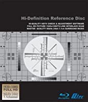 Hi-Definition Reference Disc [Blu-ray]