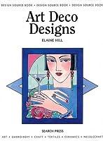 Art Deco Designs (Design Source Book, 11)