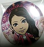 居酒屋えぐざいる2016 ガチャ E-girls SHIZUKA 缶バッジ STRAWBERRY サディスティック 2016
