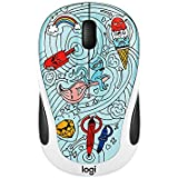M325C WIRELESS MOUSE-BAE-BEE BLUE