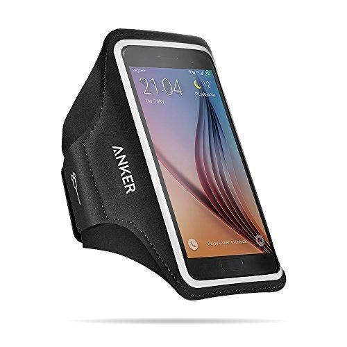 Anker スポーツアームバンド 5インチ スマートフォン用 【iPhone 6s、その他5.2インチまでのスマホに対応 / カードケース、キーケース付属】 A7092011