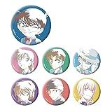 名探偵コナン トレーディングAni-Art缶バッジ BOX商品 1BOX=7個入り、全7種類
