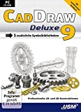CAD Draw 9 Deluxe/CD-ROM