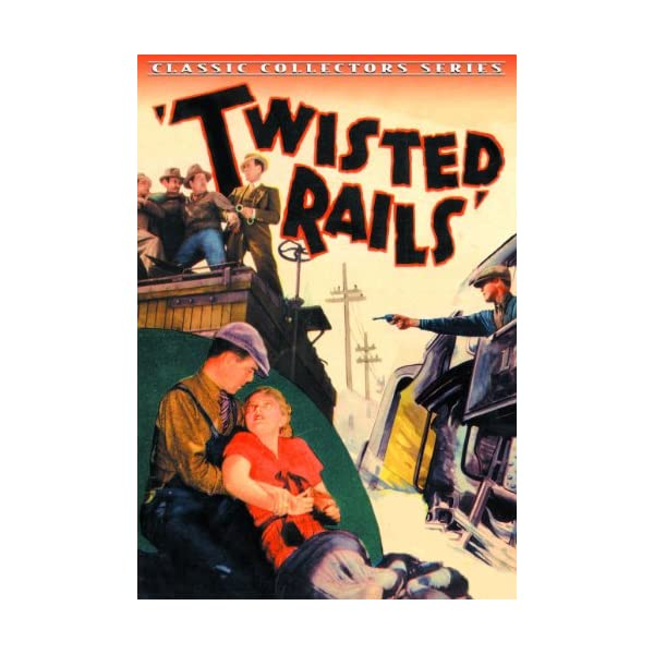 Twisted Rails [DVD] [Imp...の商品画像