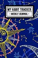 My Habit Tracker Journal: Moon Habit Tracker / Journal  | 52 Weeks | Undated (6x9)