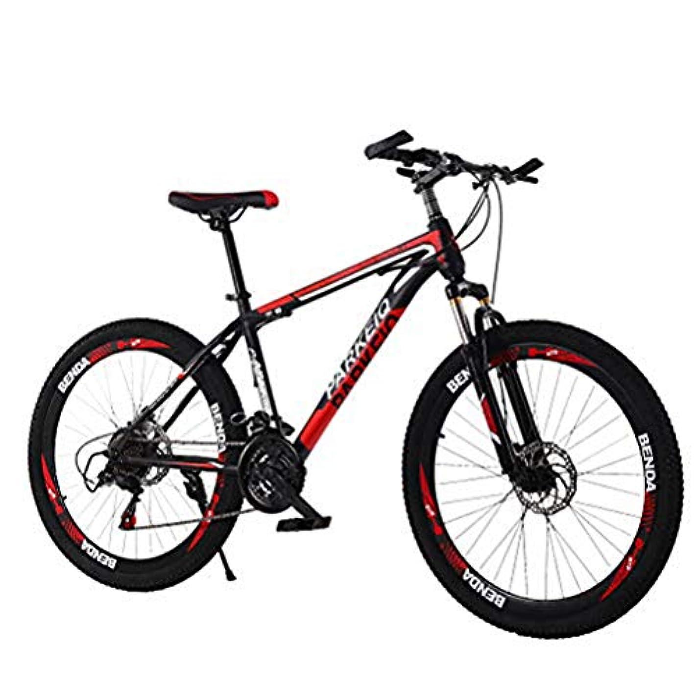 遵守する満了経験的折りたたみ式 マウンテンバイク 子供のための、ミニポータブル Mtb自転車 スチールVブレーキ付き そして鋼鉄折るフレーム マウンテン自転車 8-15歳 クイックフォールド