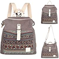 Backpack Purse Women Ladies Fashion Casual Lightweight Shoulder Bag School Travel Daypack