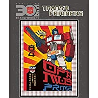 Transformers 30th Anniversary Sticker - Optimus Prime A (製造元:Ocean Designs) [並行輸入品]