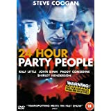 24 Hour Party People [DVD]