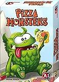 Pizza Monsters: Groser Pizza-Spas fur Gros und Klein, Mit zusatzlichen Varianten fur jungere und altere Kinder, Spieldauer: ca 30 min, fur 2 bis 8 Spieler