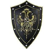 勇者の盾 シールド コスプレ 仮装 武器 (A双頭の鷲)