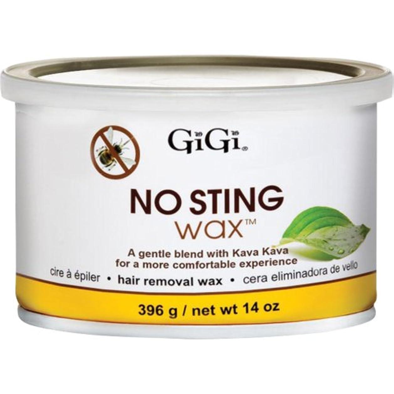 在庫物理的に一時的GiGi ジジはありませんスティングワックス、14オンス 14オンス