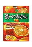 アサヒグループ食品 濃ーいミカンキャンディ 84g×6個