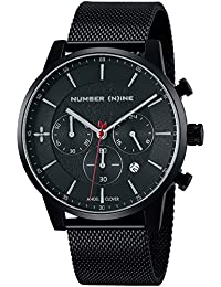 [エンジェルクローバー]ANGEL CLOVER 腕時計 ナンバーナイン ブラック文字盤 NNCH42BBK メンズ