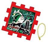 クミパネジグソーパズル 16ピース 仮面ライダーウィザード ハリケーンスタイル KPJ-063