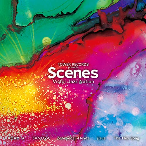 TOWER RECORDS presents SCENES ...