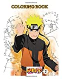 COLORING BOOK: NARUTO 2