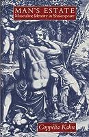 Man's Estate: Masculine Identity in Shakespeare