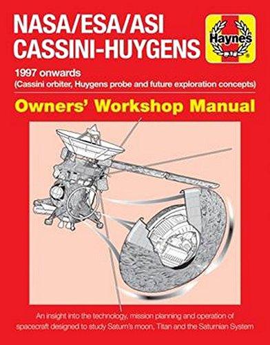 NASA/ESA/ASI Cassini-Huygens: 1997 onwards (Cassini orbiter, Huygens probe and future exploration concepts) (Owners