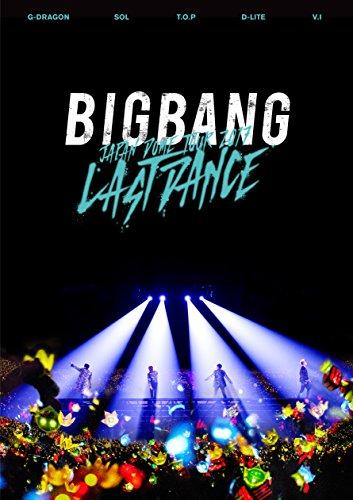 【早期購入特典あり】BIGBANG JAPAN DOME TOUR 2017 -LAST DANCE-(Blu-ray Disc2枚組)(スマプラ対応)(クリアポスター(B3サイズ)付)