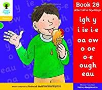 Oxford Reading Tree: Level 5: Floppy's Phonics: Sounds and Letters: Book 26