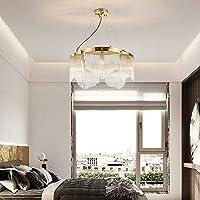天井照明 シャンデリア45 * 45 * 29センチメートルクリエイティブ人格LEDランプ暖かいライトラグジュアリーホームデコレーションホテルレストラン近代 JFYJP