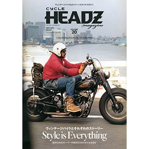 CYCLE HEADZ magazine Vol.20