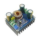 EasyWordMall 600W DC-DCブーストモジュール定電圧定電流電源12-80V車の充電器ソーラーレギュレータ