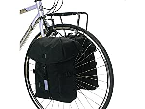 OSTRICH(オーストリッチ) サイドバッグ [S-4] ブラック 単品(片側)