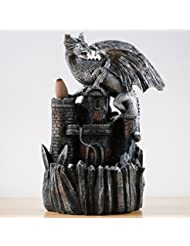 ドラゴン香炉逆流香炉ホルダースモーク