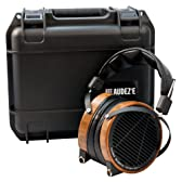 AUDEZE LCD-2 Bamboo with travel case ヘッドホン 平面磁界全面駆動型 AUD-1429