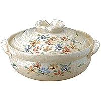 CtoC JAPAN Select 土鍋 ベージュ 9号IH土鍋 28cm 3.3L IH 直火 オーブン 対応 47-11672/2-980520 萬古焼