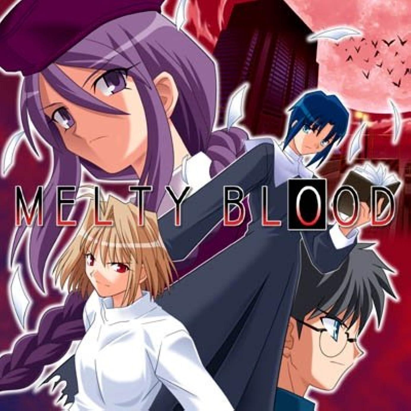 管理します管理しますジャーナリスト[同人PCソフト]MELTY BLOOD (First Release版)