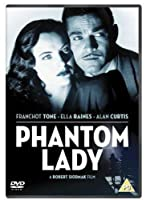 Phantom Lady [DVD] [Import]