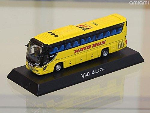 ポポンデッタ 1/150 HINO S'ELEGA super high-decker はとバス 完成品の詳細を見る