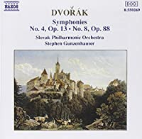 Symphonien Nr. 4+8