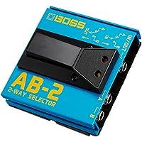 BOSS  2-way Selector AB-2