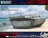 ルビコンモデル 1/56 アメリカ軍 LVT-4 ウォーターバッファロー プラモデル RB0068