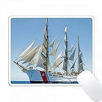 沿岸警備艇のプリント PC Mouse Pad パソコン マウスパッド