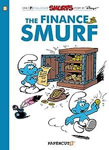 The Smurfs 18話 表紙画像