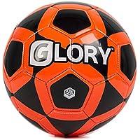 Glory Sports Fustal Low BonuceサッカーボールPVCカバー公式サイズ4 オレンジ 43239-67664